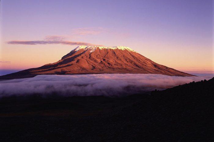 MOUNT. MERU