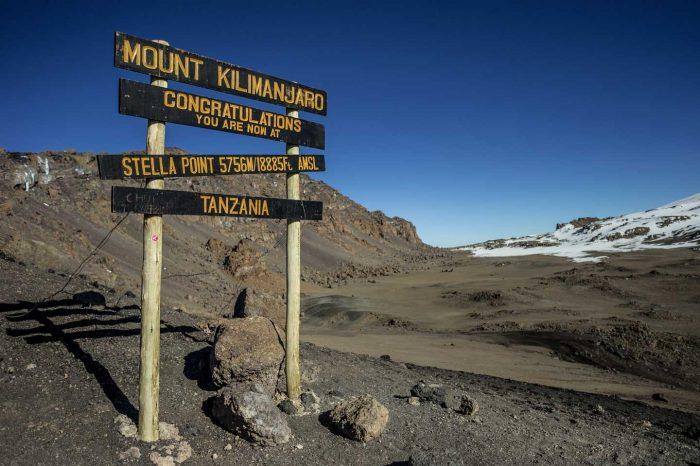 MOUNT KILIMANJARO – MARANGU ROUTE